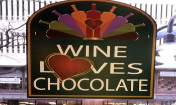 Wine Loves Chocolate - Charlottesville